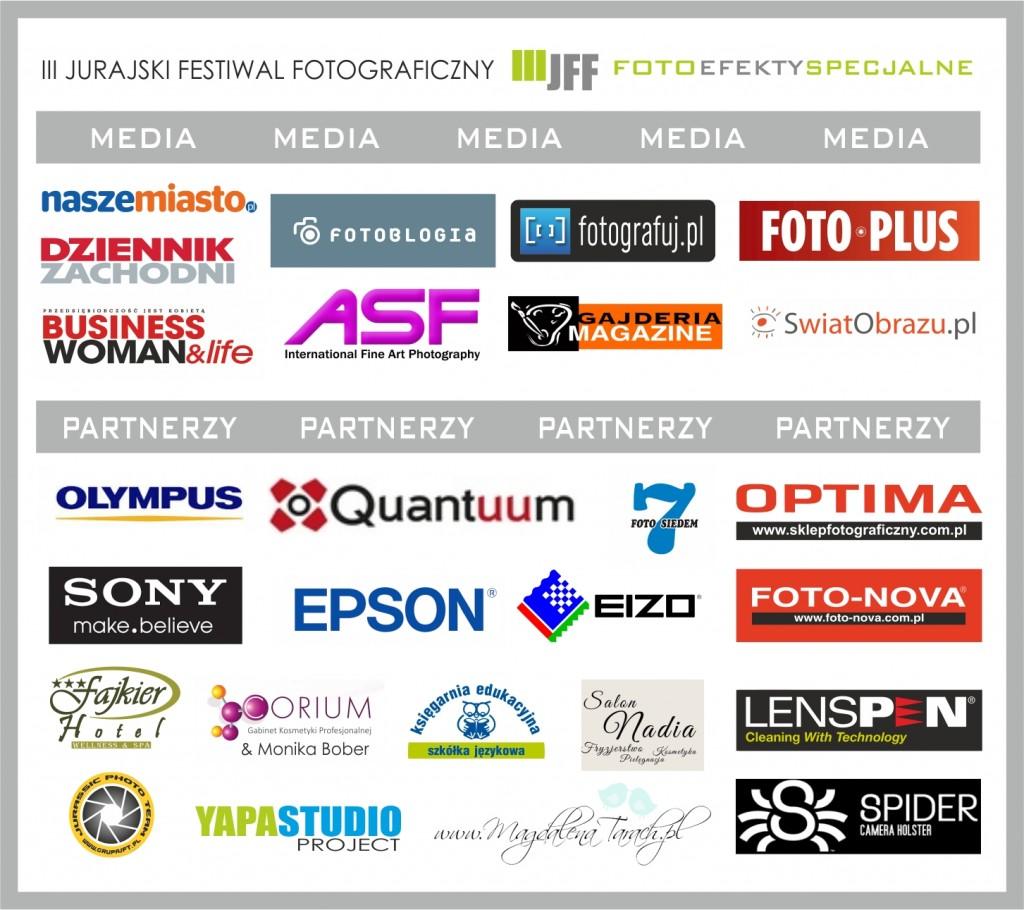 Partnerzy - Media - III JFF